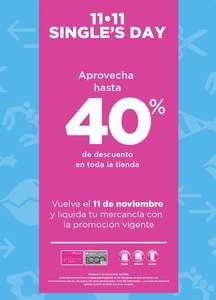 Liverpool Singles Day: Hasta 40%