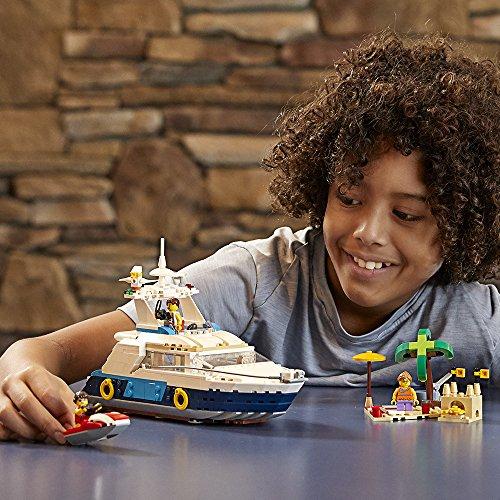Amazon: LEGO Creator, Aventuras en yate 31083