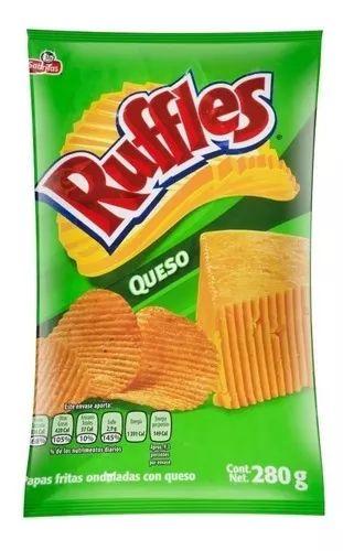 Sam's Club: 2 piezas Ruffles queso y/u original 280gr