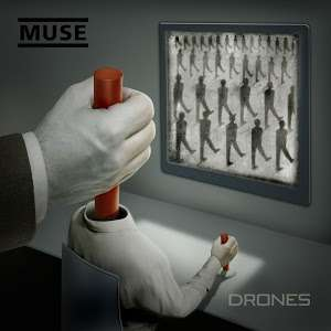 "Google Play Music: Disco ""Drones"" de Muse $10"