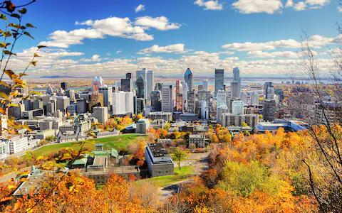 Vuelo redondo de México a Montreal desde $2,931
