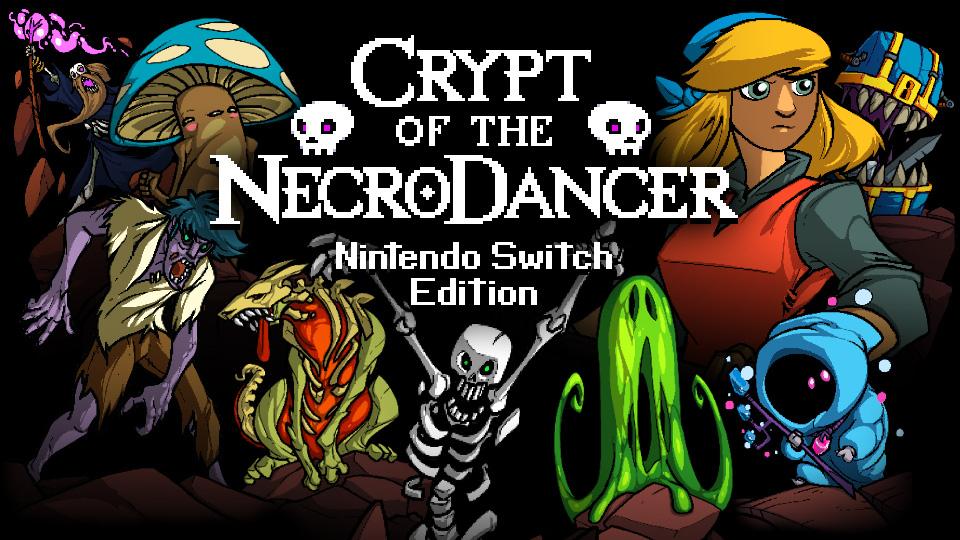 Nintendo eShop: Crypt of the NecroDancer Nintendo Switch Edition