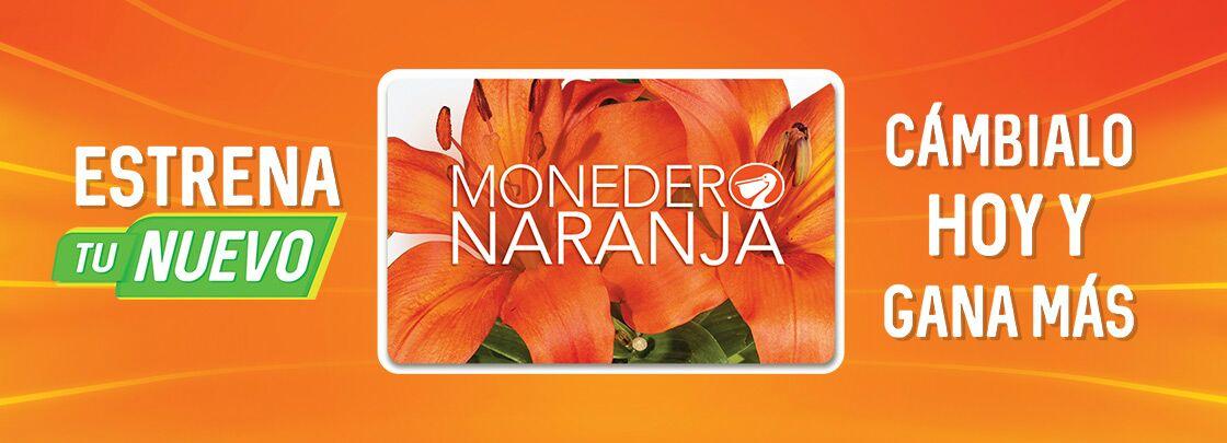 La Comer: Nuevo Monedero Naranja con bonificaciones en farmacia, Miércoles de Plaza, y más departamentos