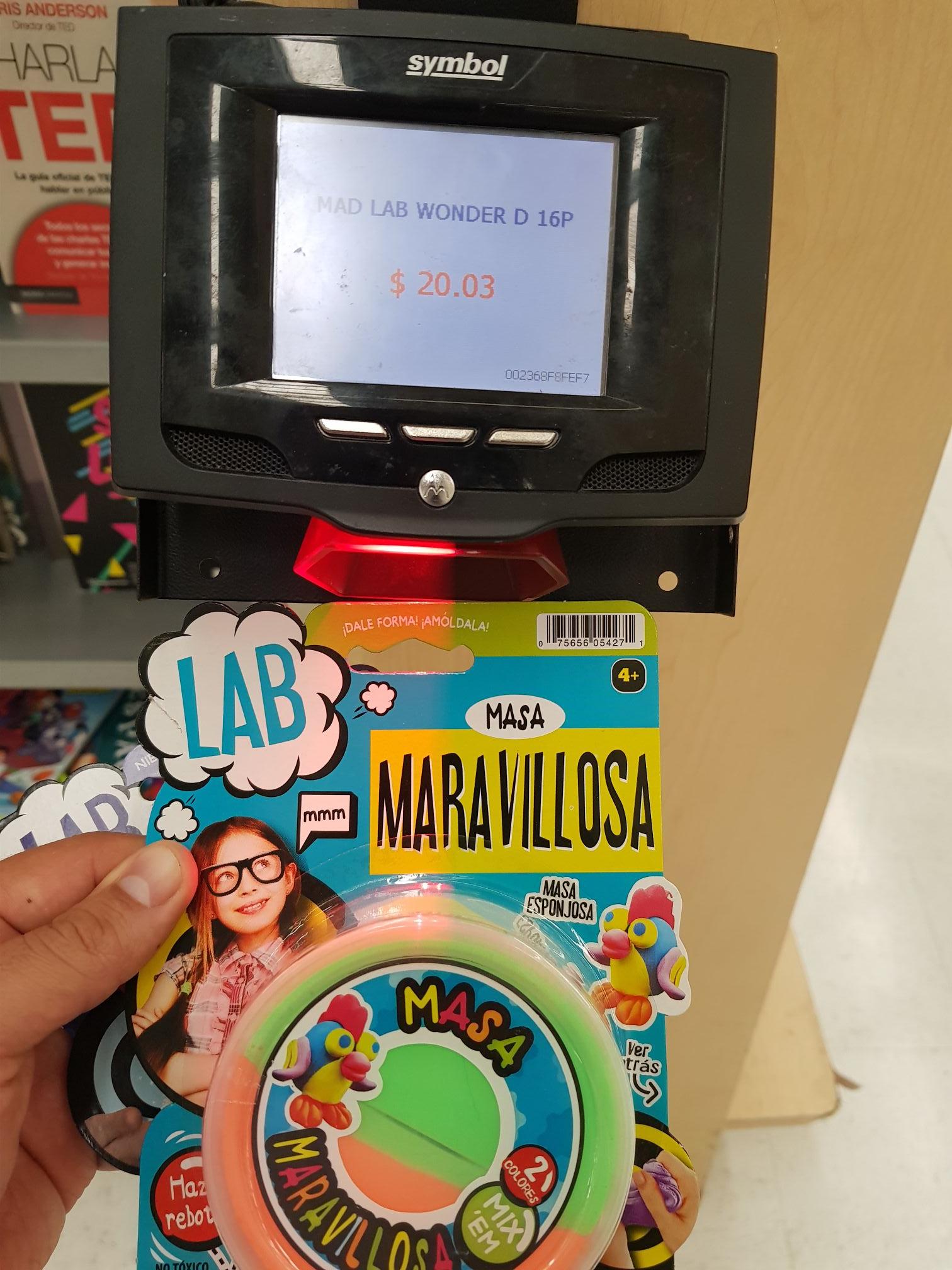 Walmart Masa Maravillosa