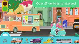 Big City Vehicles Gratis tiempo limitado App Store. Valor real 3 dólares