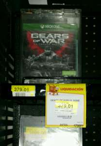 Walmart: Gears of War a $379.01 y Mad Max a $499.01 para Xbox One