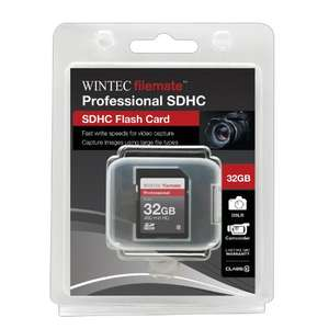 Amazon Mx: Wintec Filemate 32 GB Professional Class 10 Secure Digital SDHC Card