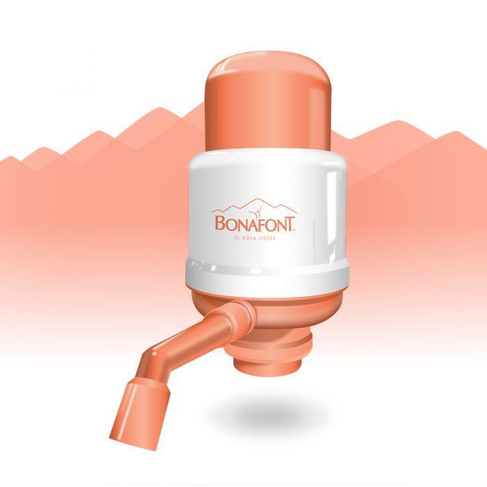 Bonafont: Bomba de garrafón con envío gratis