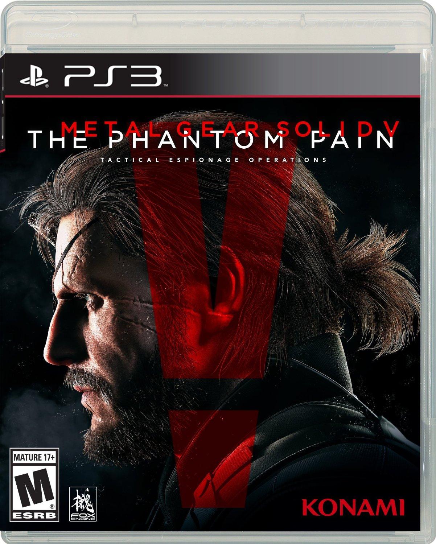 Amazon: Metal Gear Solid The Phantom Pain para PS3 a $299