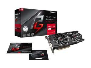 Newegg: ASRock Phantom Gaming X Radeon RX 580