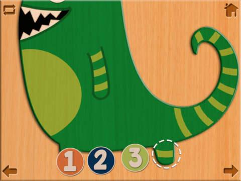 Apple Store: Cutie Monster Jigsaw Puzzles Gratis por tiempo limitado