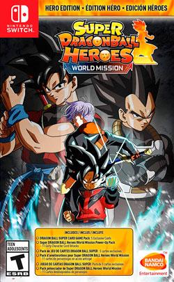 Mixup: Super Dragon Ball Heroes World Mission Hero Edition