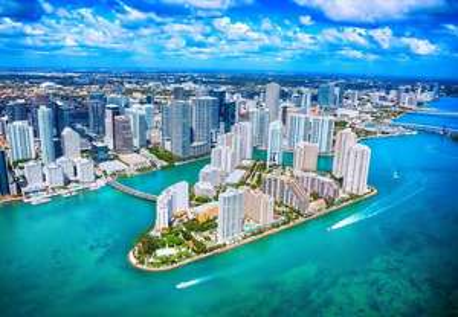 Vuelo redondo Ciudad de México a Miami