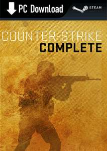 Steam: Counter-Strike Complete (1, Condition Zero, Source y Global Offensive) a $67.49