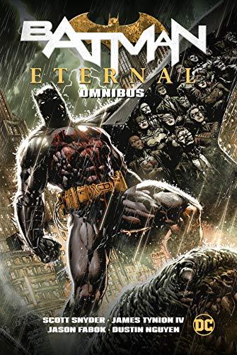 Amazon: Comic Batman: Eternal Omnibus (Inglés) Pasta dura