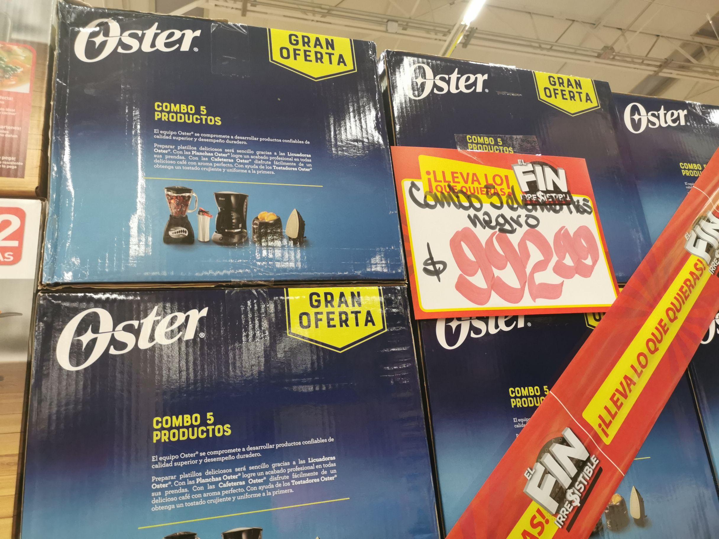 Walmart: Paquete Oster