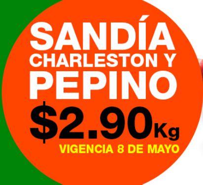 Miércoles de Plaza en La Comer mayo 8: pepino $2.90 y más