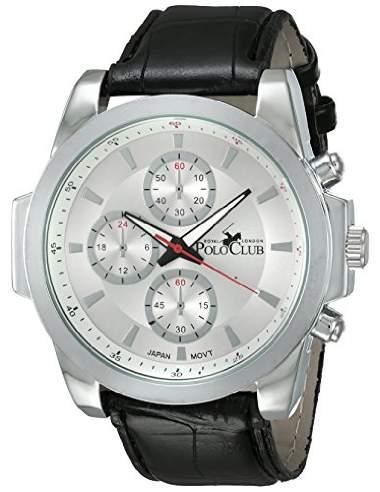 Amazon MX: Varios relojes Polo Club a $244