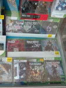 Comercial Mexicana: paquete de 3 videojuegos Call of Duty Ghost, Destiny y NBA2k14 a $599