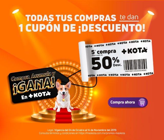maskota 10% Descuento - Toda La Tienda