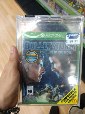 Gamers: Bulletstorm: Full Clip Edition - Xbox One