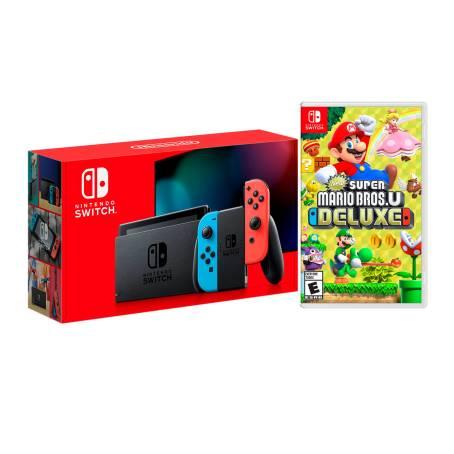 Sam's Club: Nintendo Switch 1.1 )a 18msi con Inbursa)