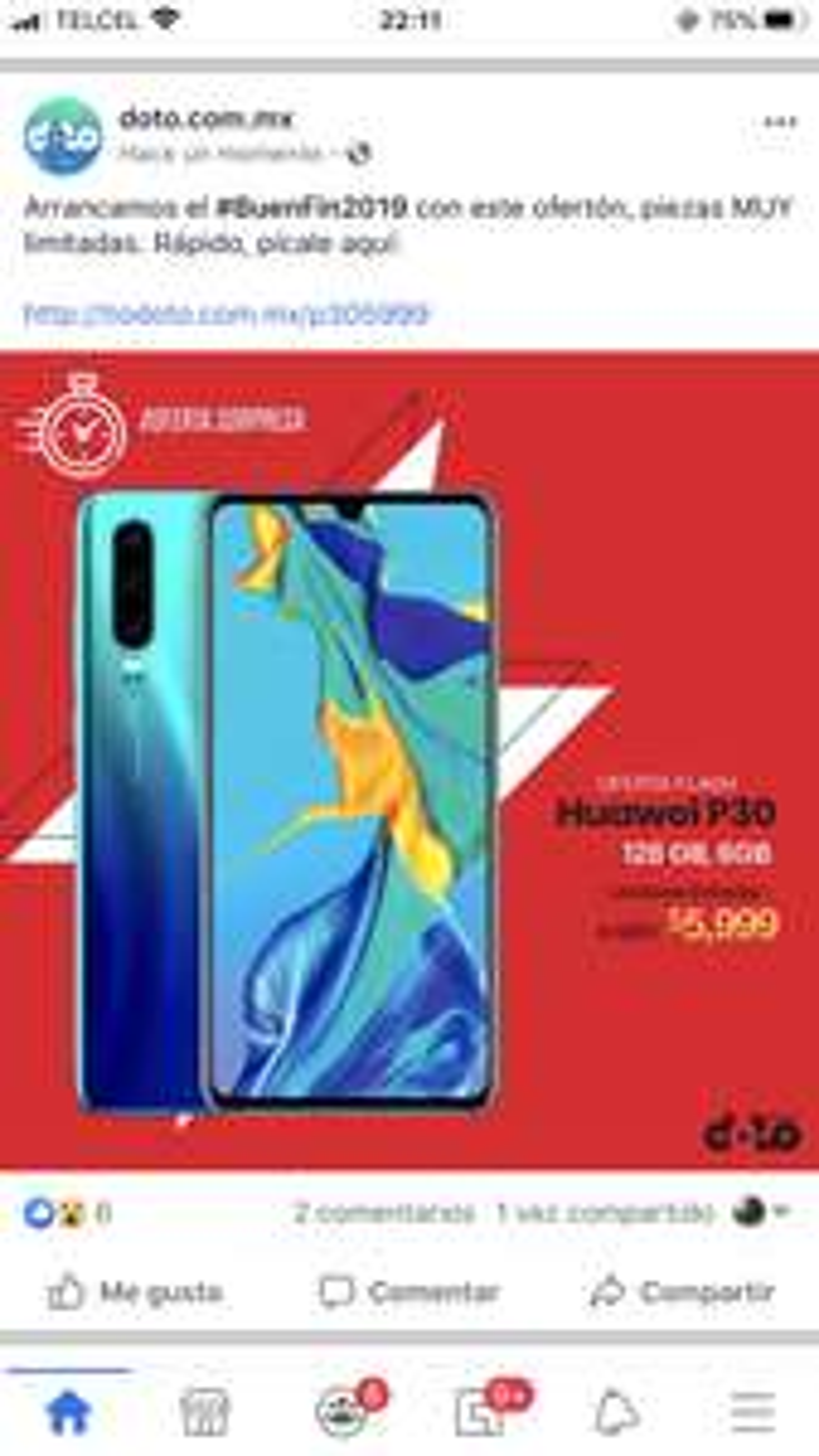 Doto: Huawei P30