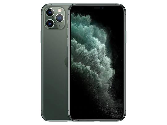 Liverpool: iPhone 11 Pro Max 64GB verde (30% bonificación Banorte)