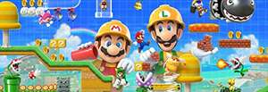 Amazon: Super Mario Maker 2 para Nintendo Switch