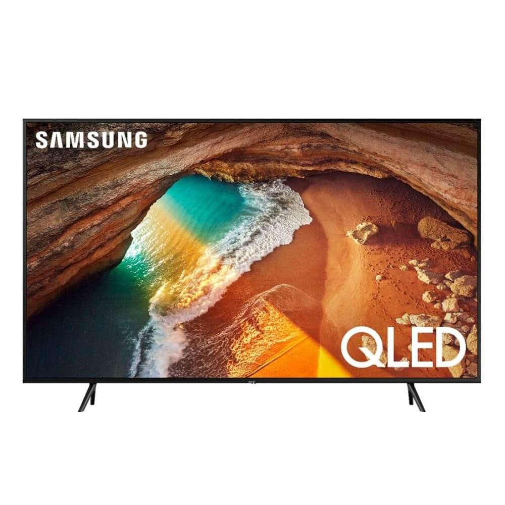 "Best Buy: Samsung - Pantalla de 55"" - Plana - Q-LED - 4K Ultra HD"