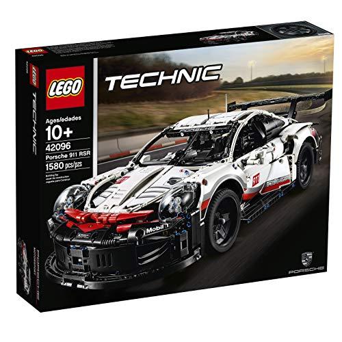 Amazon: LEGO Technic Porsche 911 RSR