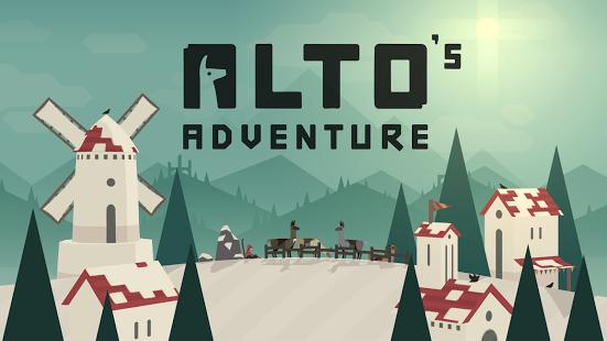 Google Play: Alto's Adventure Gratis