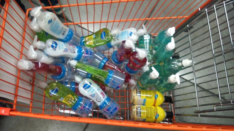 Chedraui: jabón líquido desde $6.40