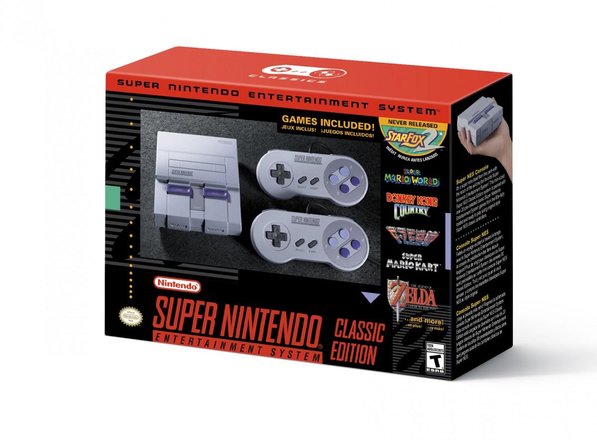 HEB: Super Nes Classic Edition