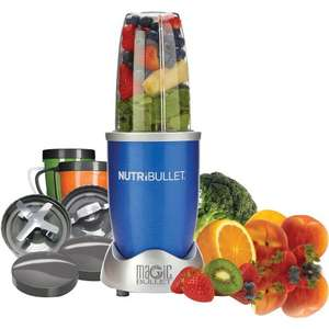 Amazon: Nutri Bullet NBR-12 12-Piece Hi-Speed a $1,803 y envio gratis