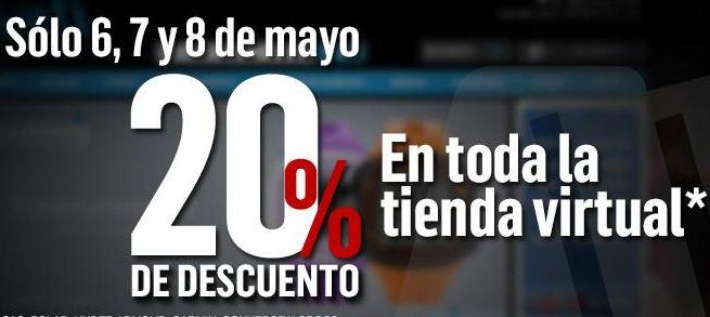 Martí: 20% de descuento en toda la tienda online