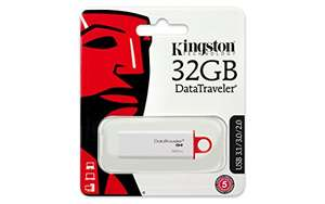 Amazon: USB 32 GB 3.0 Kingston