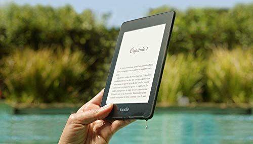 Amazon: Kindle Paperwhite 10a. generación, resistencia al agua pagando con Citibanamex, Banorte HSBC