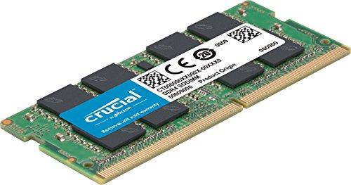 Amazon: Memoria RAM para laptop SODIMM 8GB DDR4 2400