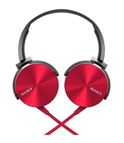 Best Buy: Audifonos MDR-XB450AP varios colores a $594
