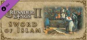 Steam: DLC Expansion - Crusader Kings II: Sword of Islam - Gratis