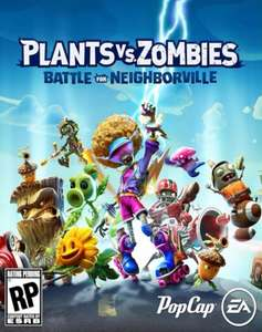 Suburbia: Plants vs Zombies Battle for neighborville - Xbox One/PS4
