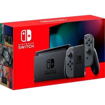 Linio Nintendo Switch neon y gris versión 2.0 o 1.1 ( con Banamex)