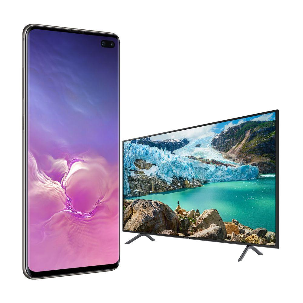 Samsung Store: Samsung Galaxy S10+ con televisión gratis