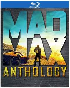 Hot Sale en Amazon MX: Mad Max Anthology [Blu-ray] a $259