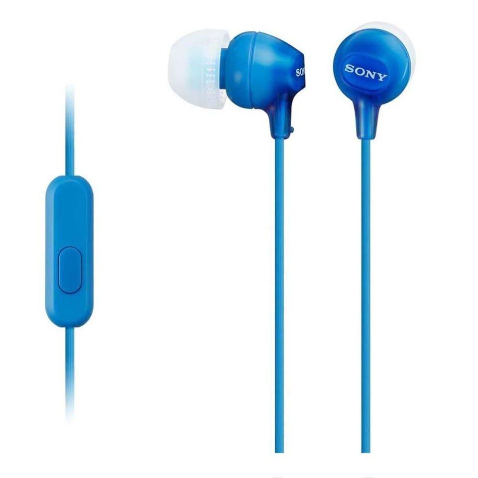 Walmart en línea:Audífono en Oreja Sony MDR-EX14AP Azul
