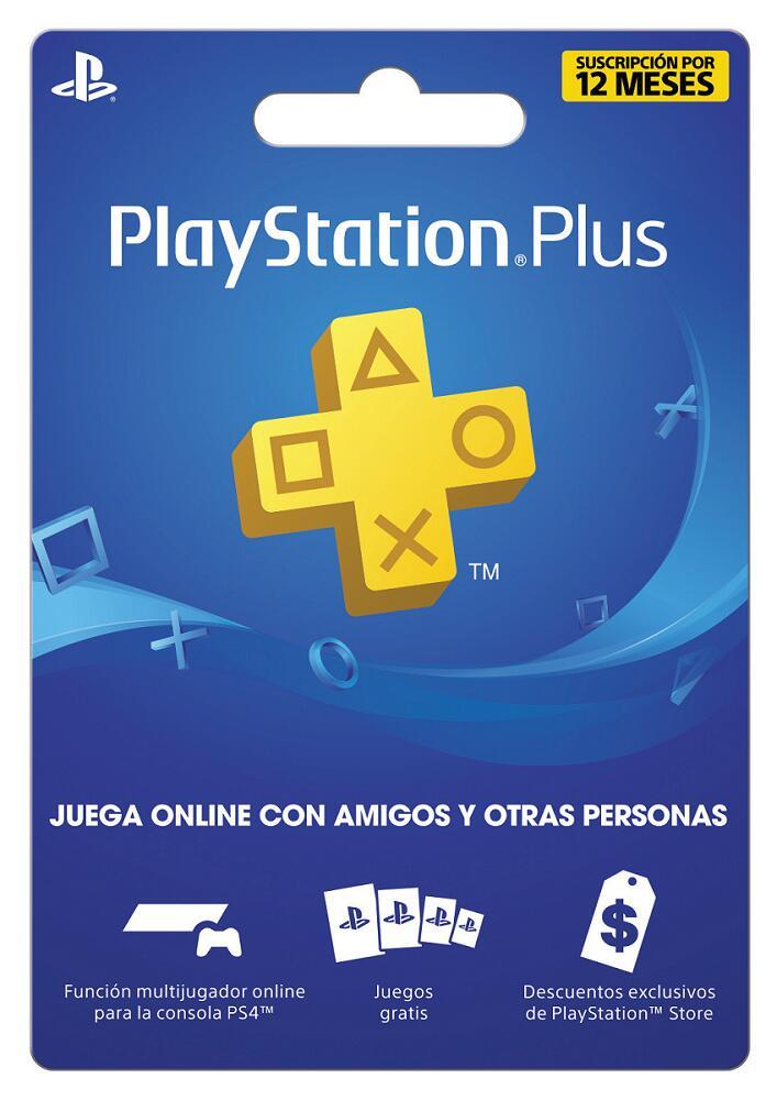 Playstation Store: 12 meses de PS Plus por $30 dólares (Del 22 de Noviembre al 2 de Diciembre 2019)