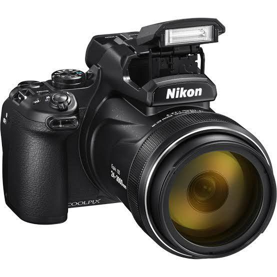 Amazon: Nikon Coolpix P1000 (Pagando con TDC Banorte digital)