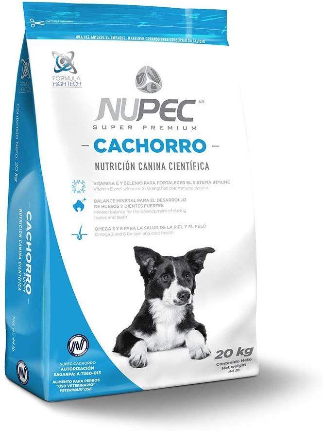 Amazon: Nupec cachorro 20 kg (planea y ahorra)