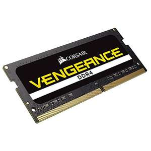 Amazon: Corsair Vengeance 16GB DDR4-2400 - Módulo de memoria DDR4 2400MHz (16 GB, 2 x 8 GB,DDR4,2400MHz, 260-pin SO-DIMM)